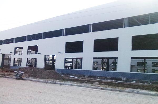 园区标准化钢结构厂房